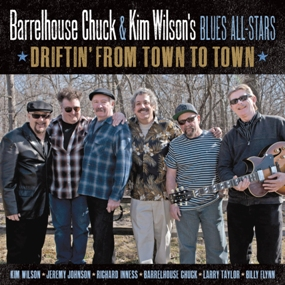 click CD SR5021: Driftin from Town to Town